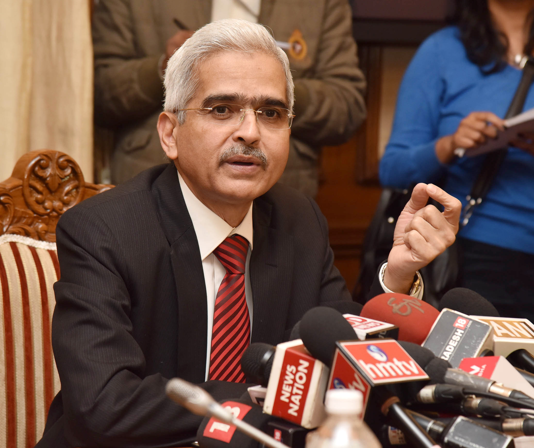 Shaktikanta Das, RBI