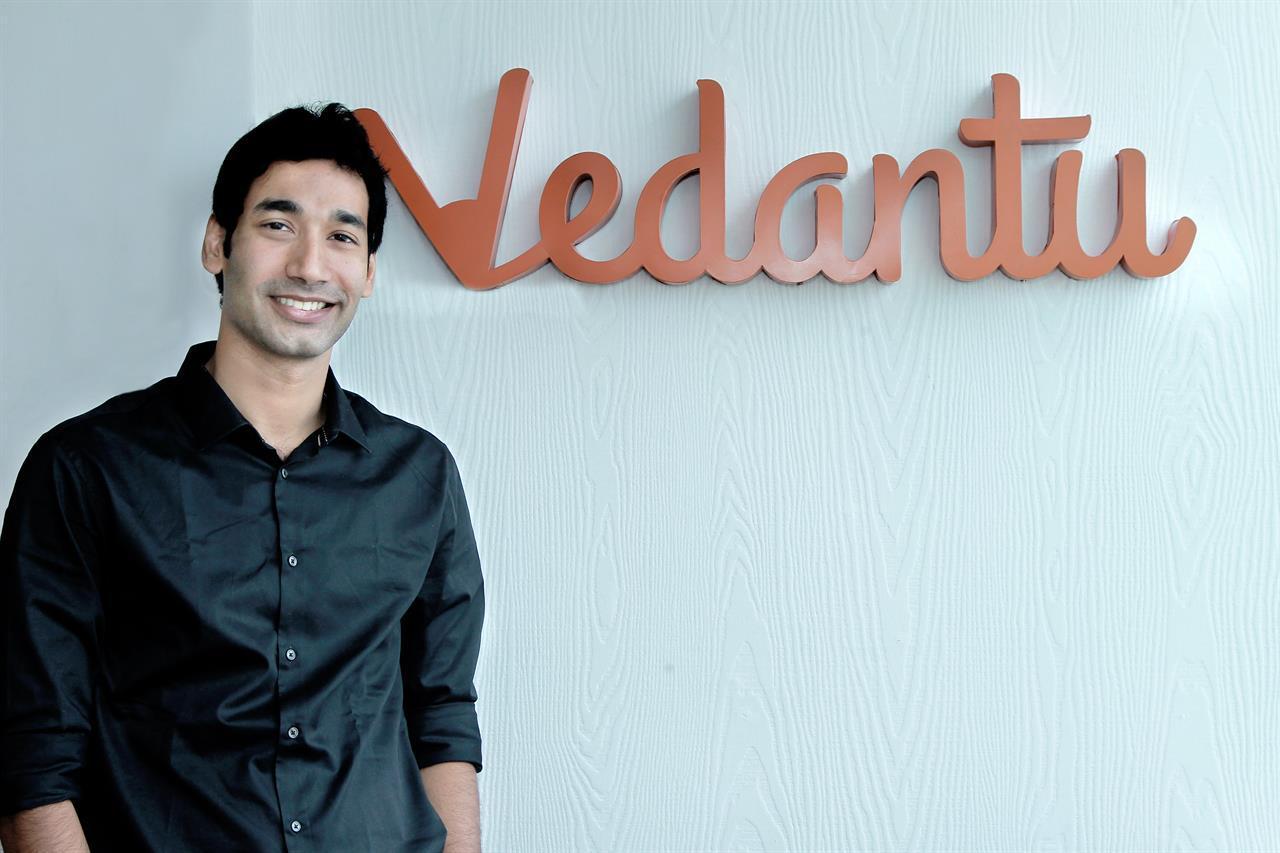 Vamsi Krishna, Vedantu, Funding GGV Capital