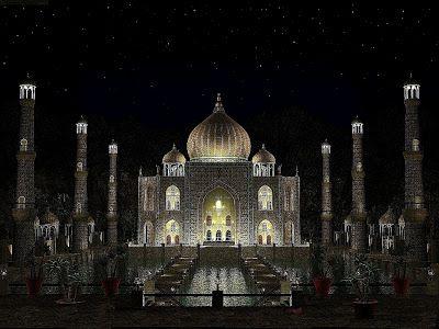 Donald Trump's India Visit: Taj Mahal Gets Unique 'Magnificence Treatment'