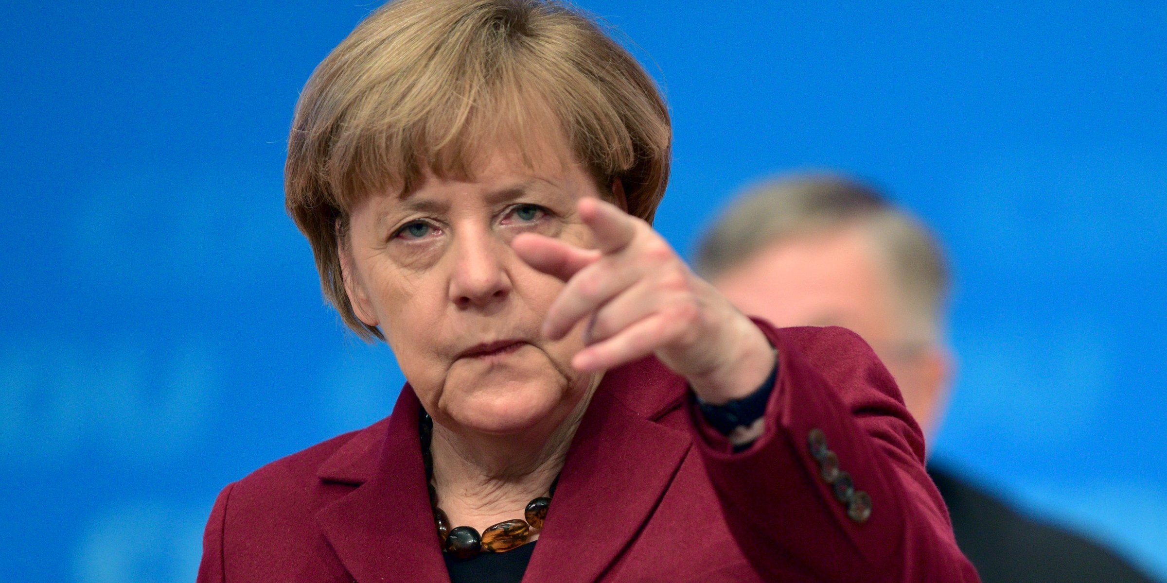 We are Committed Towards Managing Climate Change: Angela Merkel