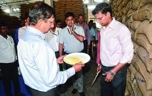 Ravi Kant, Food Ministry