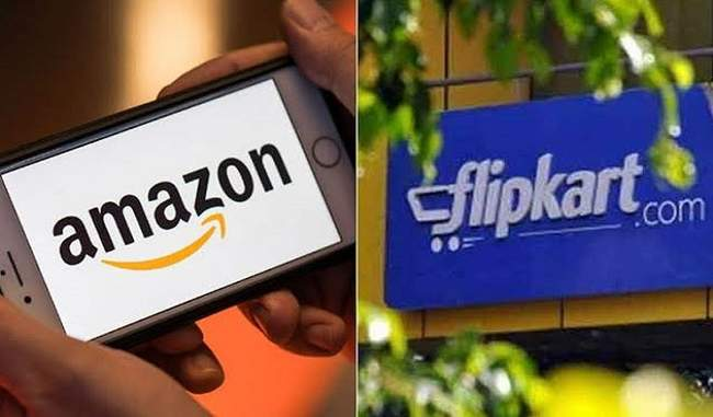 Amazon, Flipkart, ecommerce, Home Ministry, Home Delivery,