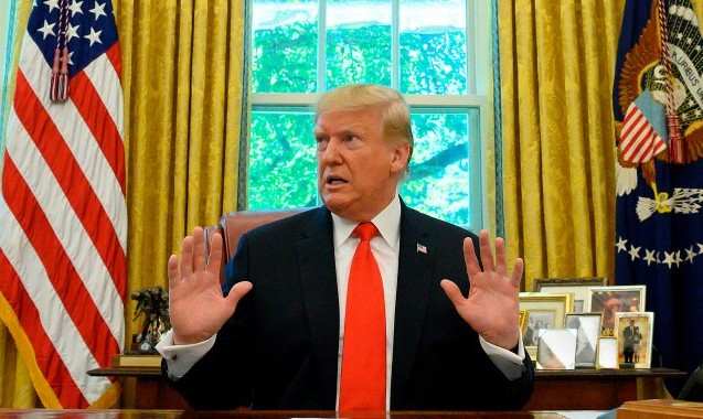 Donald Trump, COVID-19, Coronavirus