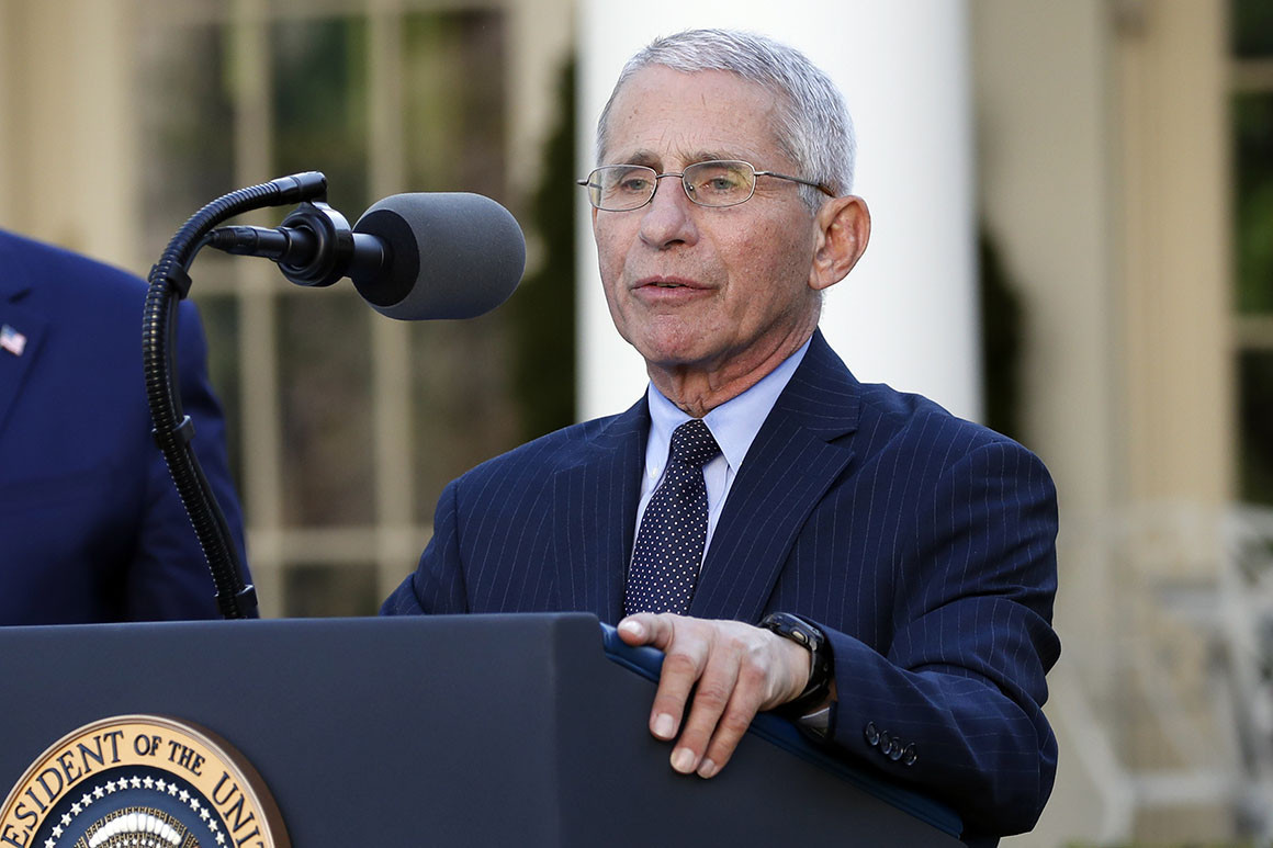 White House's Dr. Fauci Finds Bharat Biotech's Covaxin Capable to Fight 617 Variant of COVID