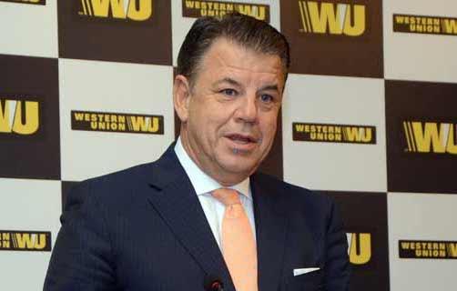 Hikmet Ersek, Western Union
