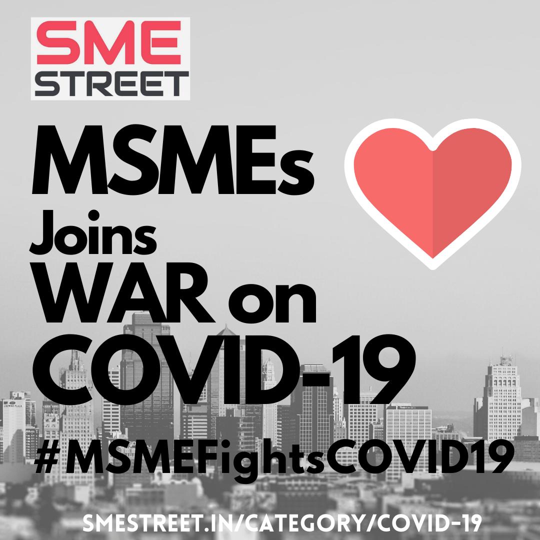 MSME, COVID-19
