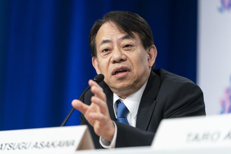 Masatsugu Asakawa, ADB, CoVID -19