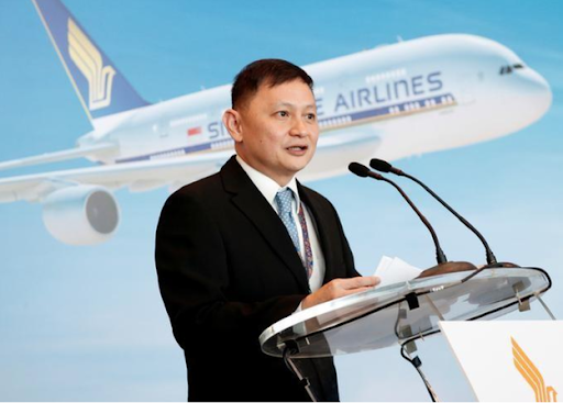 Singapore Airlines Observes Passenger Traffic Growth