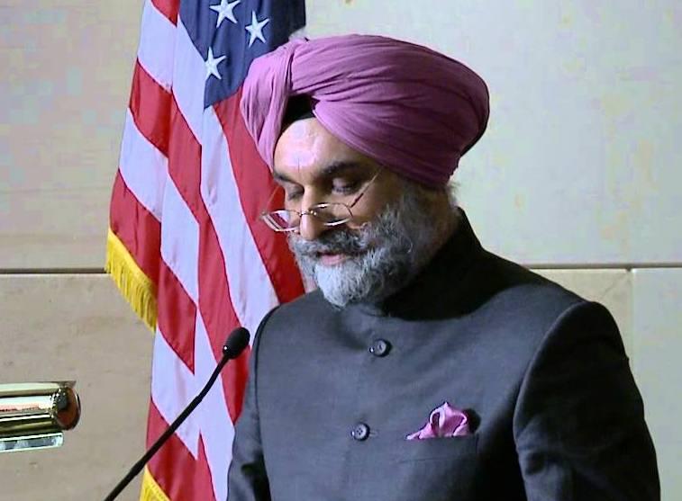 Taramjit Sandhu, Indian Ambassador, COVID-19