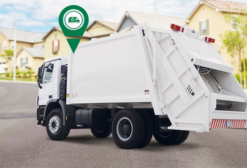 Chandigarh City Uses Vehicle Tracking Apps and GPS Enabled Smart Watches for Waste Collection Amid COVID-19