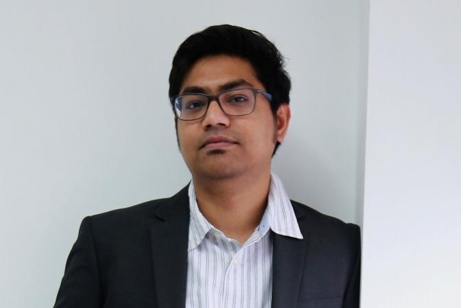 Joyjeet Maity, Moglix, E-commerce, COVID-19