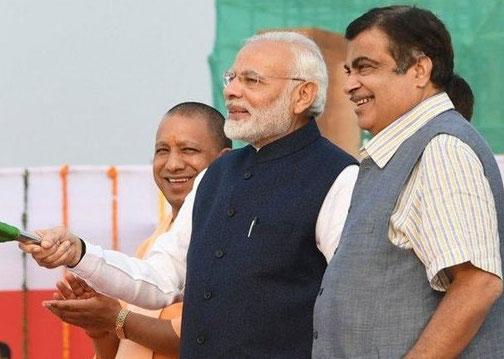 Narendra Modi, Nitin Gadkari, KVIC, Bee Keeping, Honey