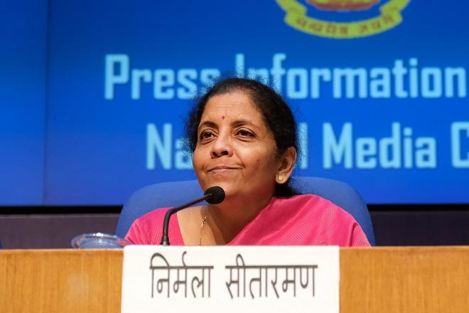 Nirmala Sitharaman, PSUs, Private Investment, SMESTreet.in