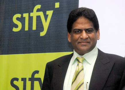Sify Reports Revenue of INR 24320 Million for Financial Year 2020-21