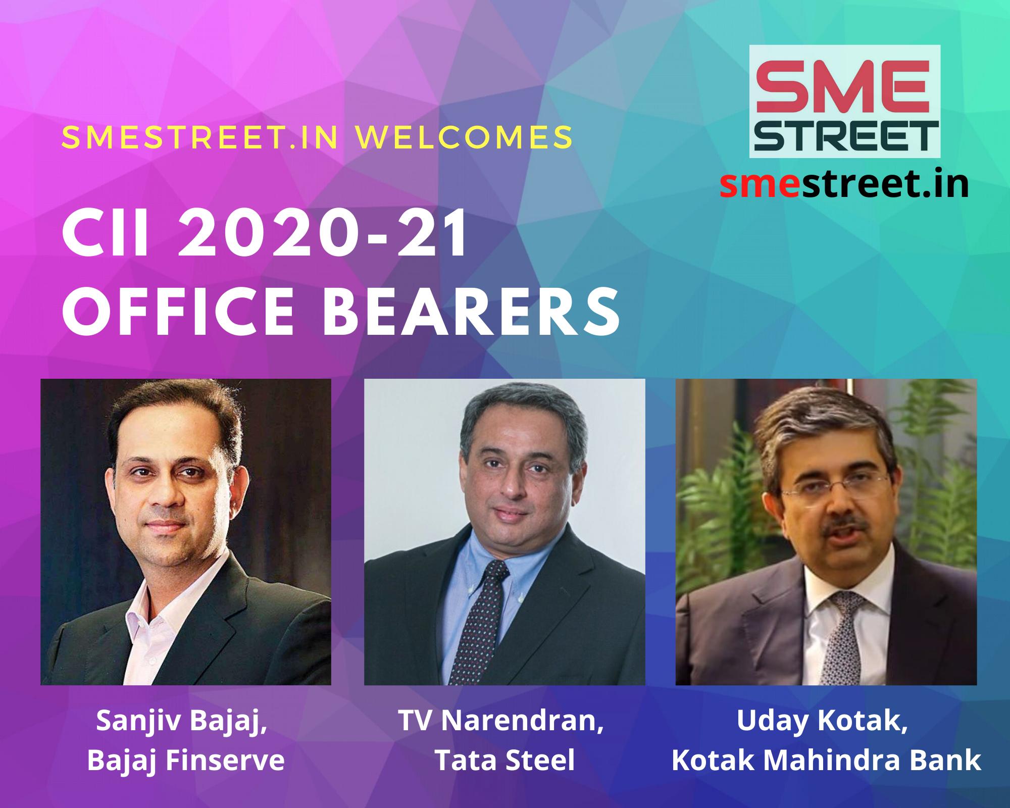 CII New Team, SMESTreet
