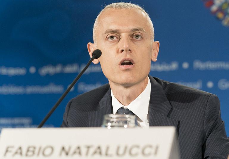 Fabio Natalucci, IMF