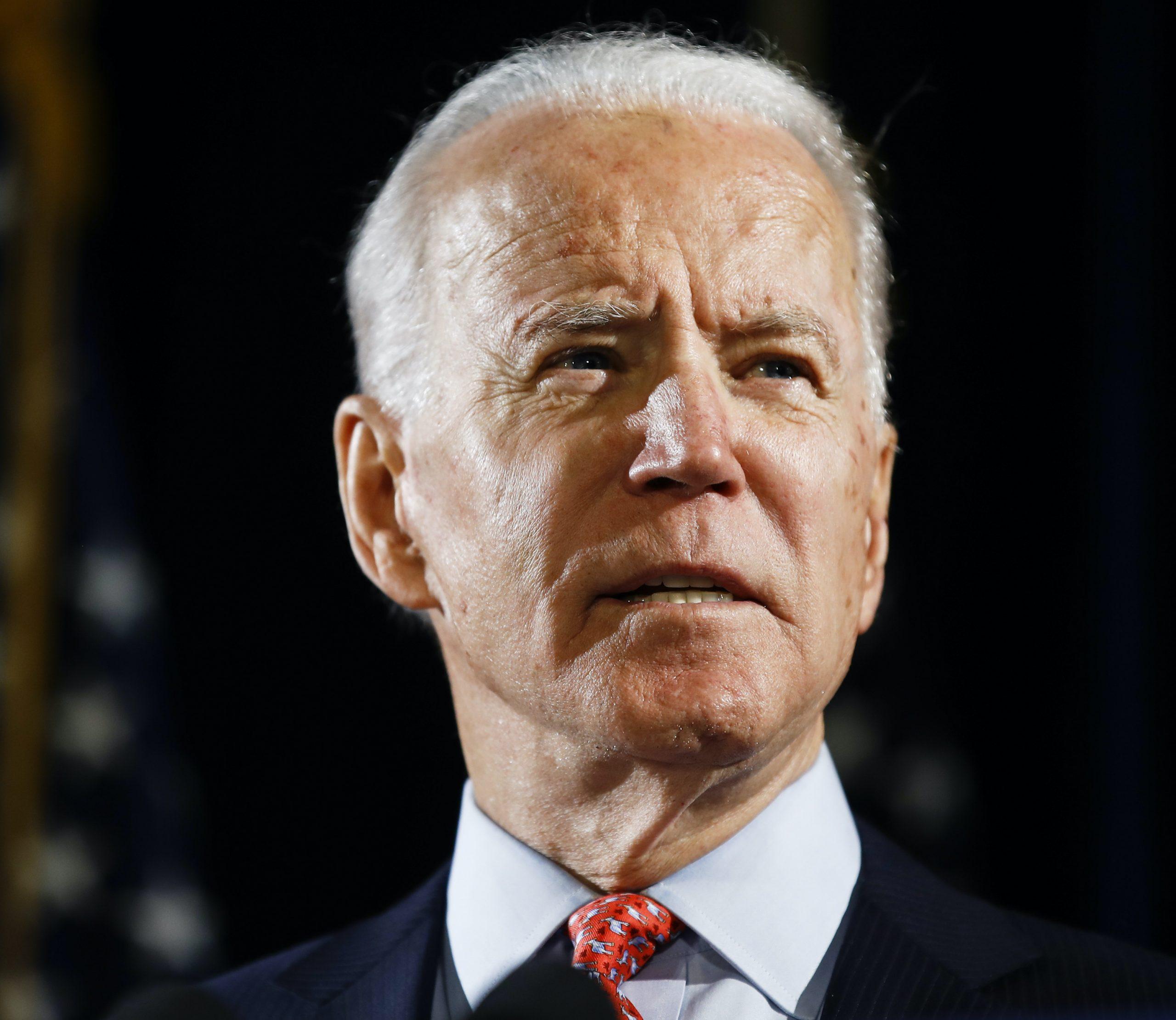 US President Elect Joe Biden Condemns Protest in US Capitol