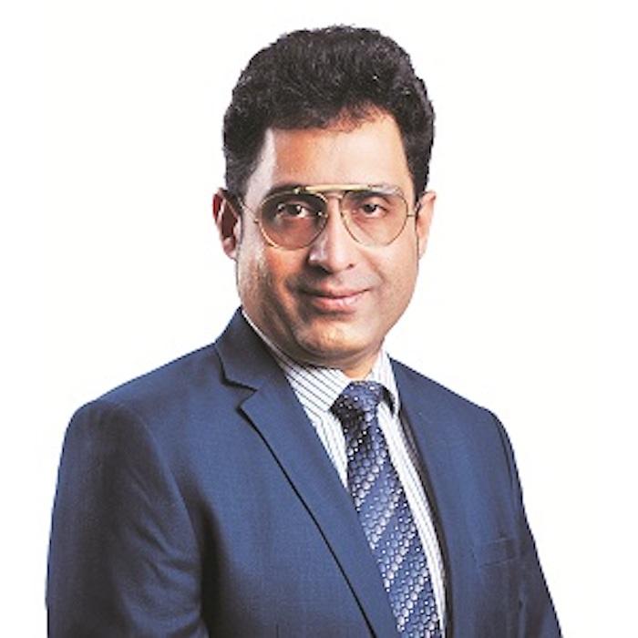 Krishnan Sitaraman, CRISIL