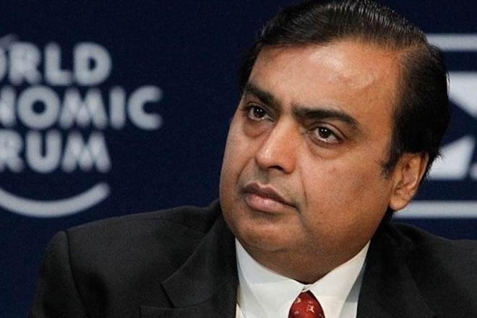 Mukesh ambani, Jio PLatforms, Reliance INdustries, Digital, JioMArt, SMESTreet.in