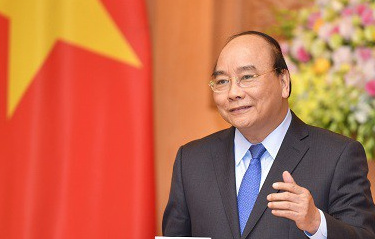Nguyen Xuan Phuc, Vietnam, ASEAN Summit