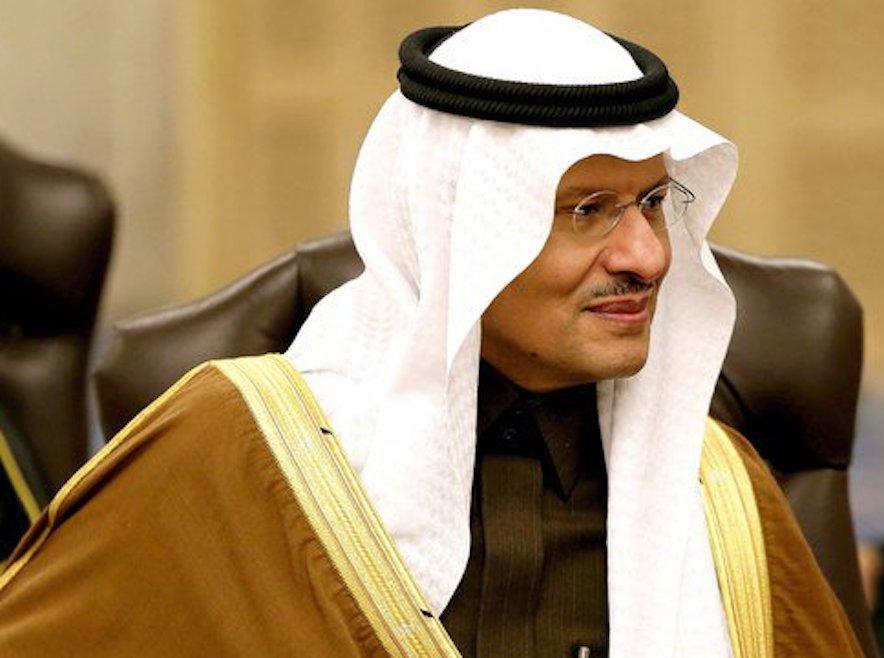 Saudi Arabia, Energy Minister, Prince Abdul Aziz bin Salman