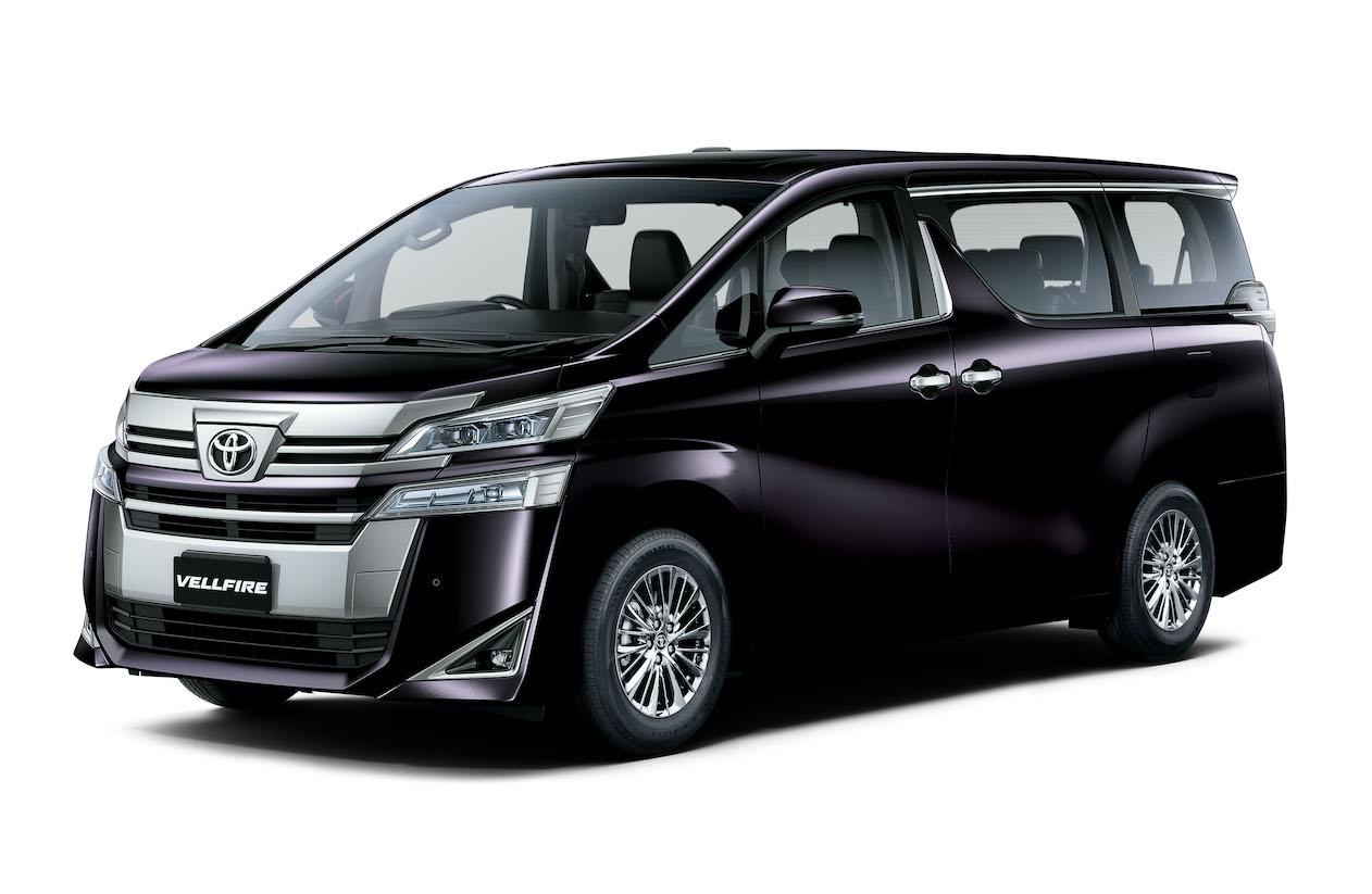 Vellfire, Toyota, Camry Hybrid