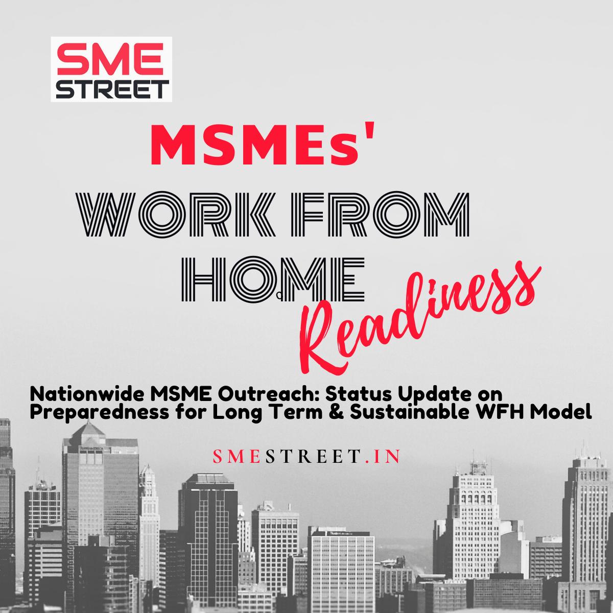 Work from Home, SMESTreet, SMEStreet Survey