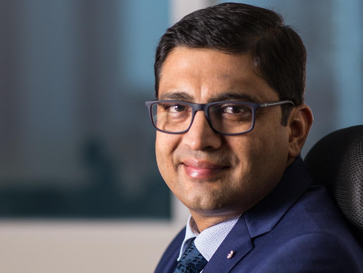 Anuj Pandey, U GRO Capital, MSME Lending