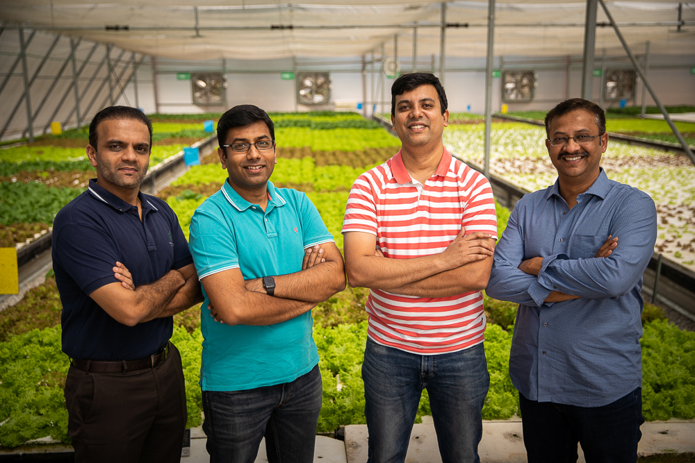 Clover, Agritech, Founders