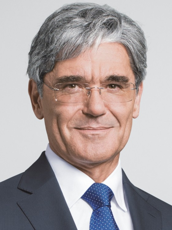 Siemens, Joe Kaeser