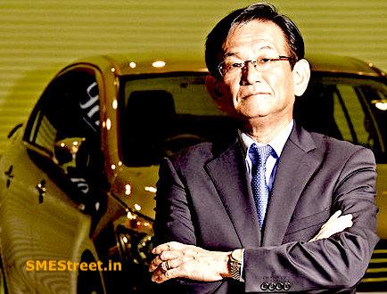 Kenichi Ayukawa, Maruti Suzuki India, SMEStreet