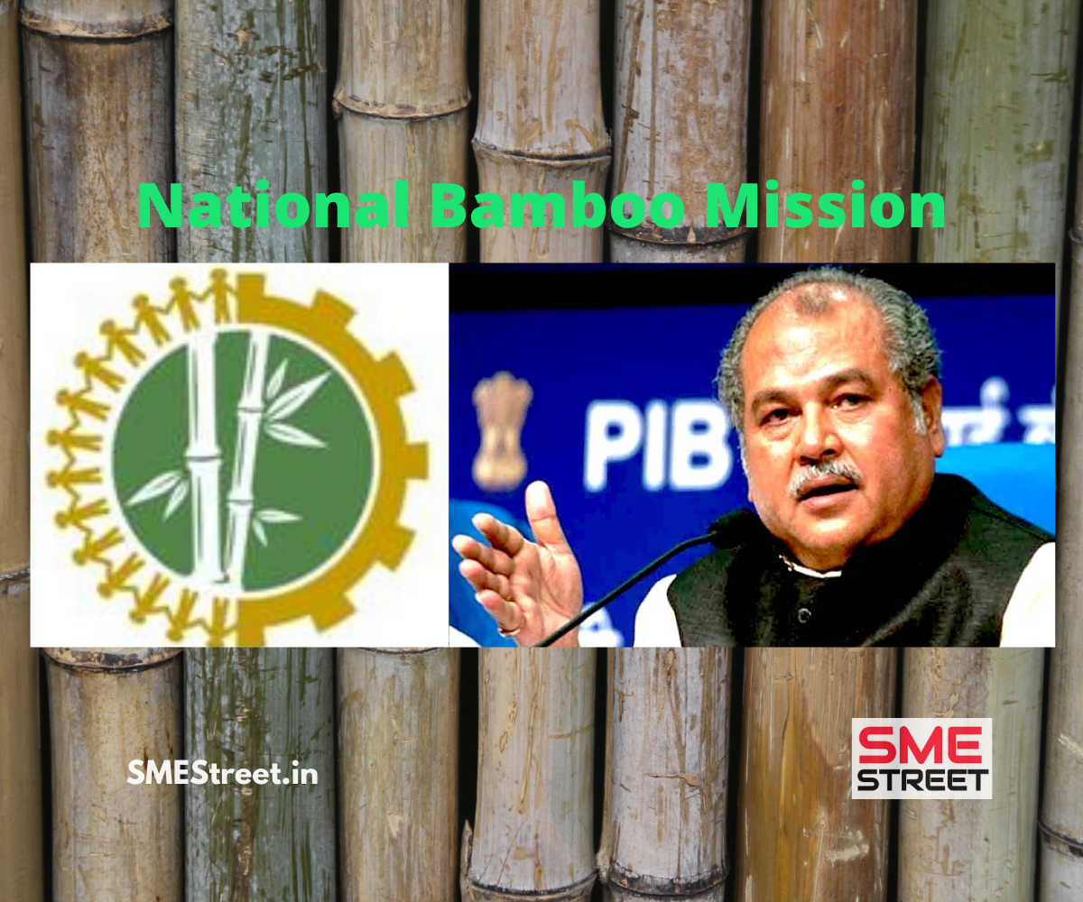 National Bamboo Mission, Narendra Singh Tomar,