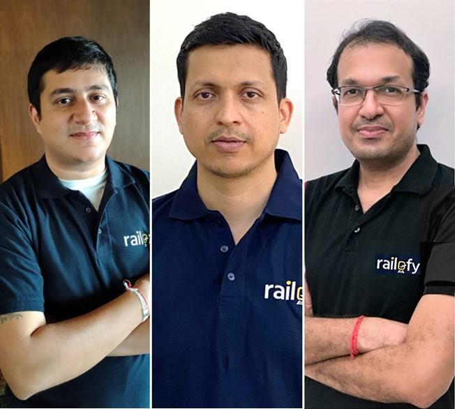 Railofy - Founders