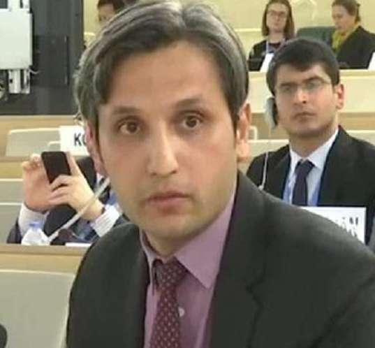 Vimarsh Aryan, UNHRC
