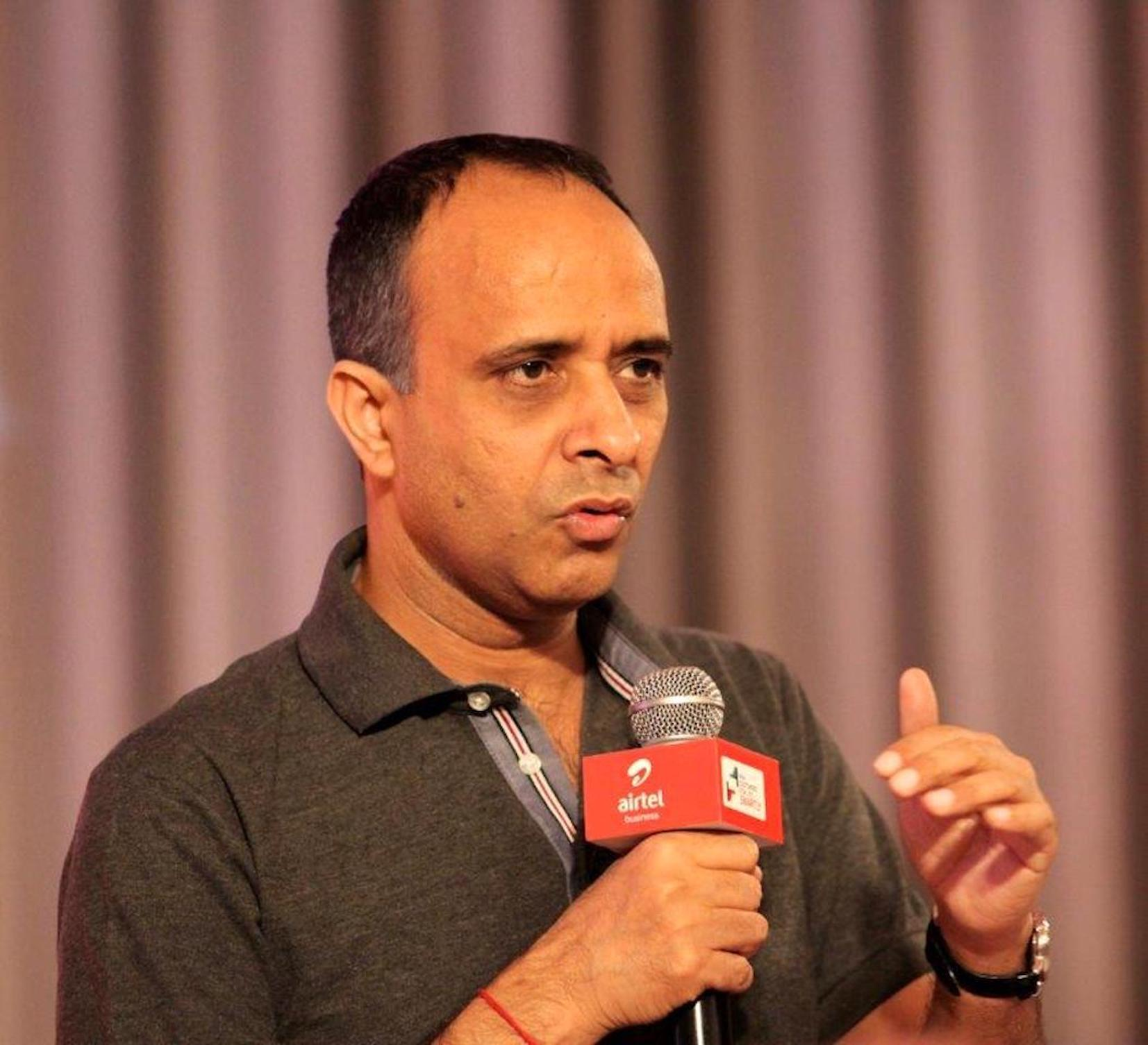 Ajay Chitkara, Airtel Business