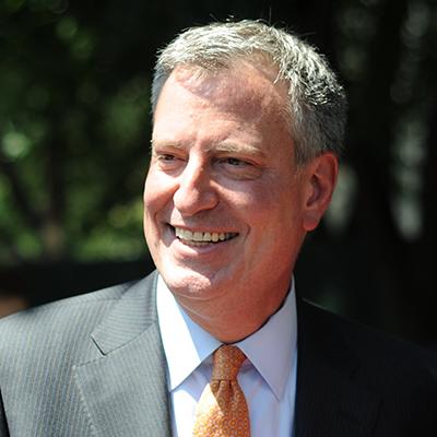 Bill de Blasio, New York, Small Businesses, COVID-19