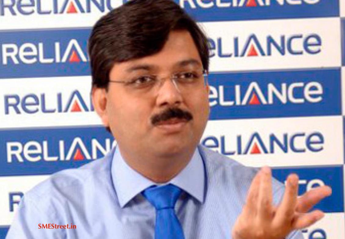 Rakesh Jain, Reliance General Insurance