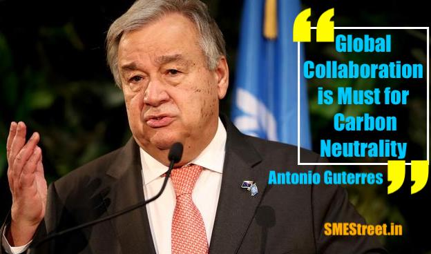 Antonio Guterres Appreciates India's COVID Vaccination Action Plan
