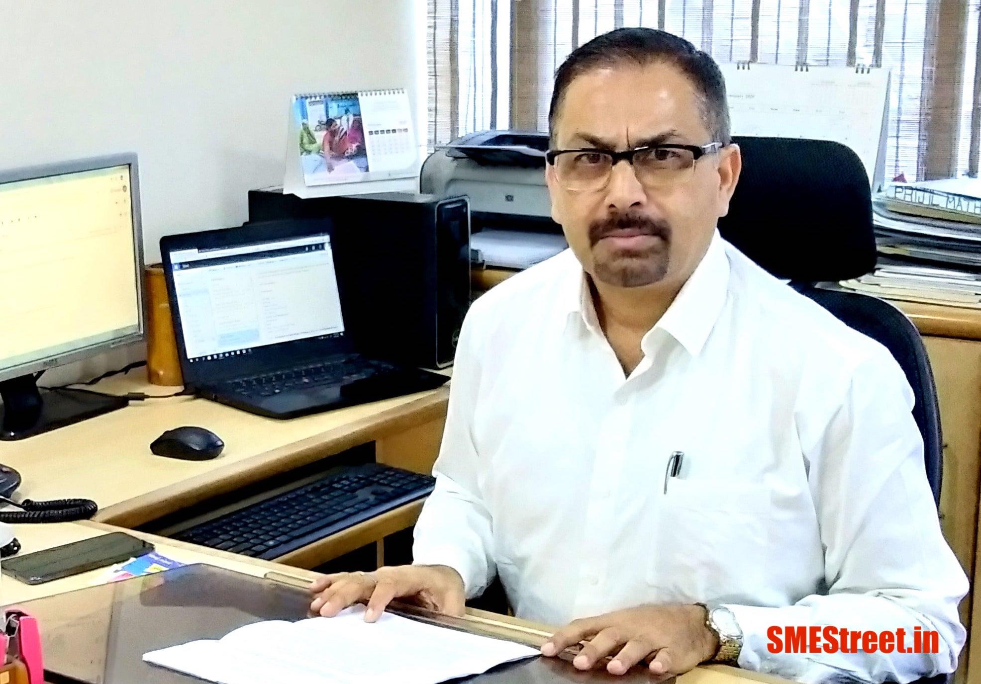Arun Kumar Sarma, NECTAR
