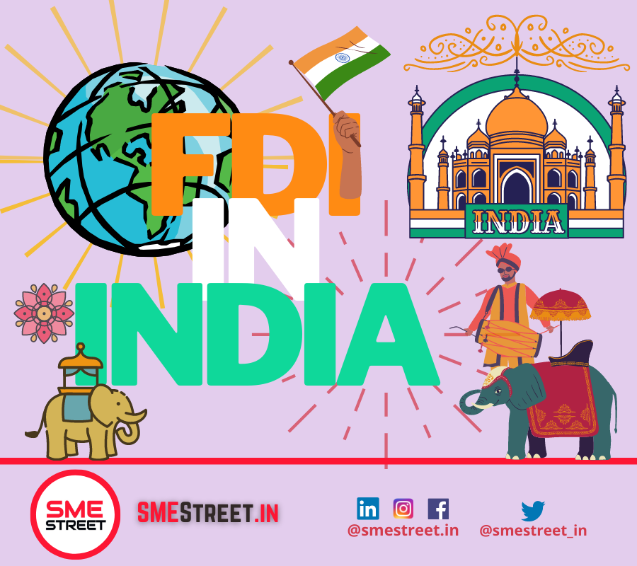 India Attracts total FDI Inflow of US$ 72.12 billion during April, 2020 to January, 2021;