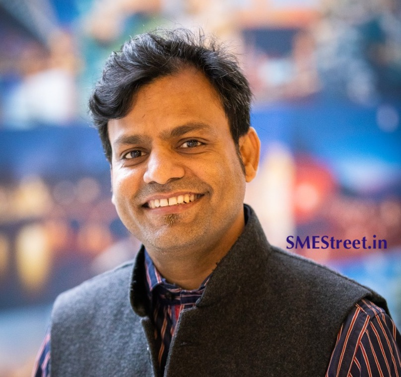 Kumar Anubhav, Founder & Director, NotOnMap, SMEStreet
