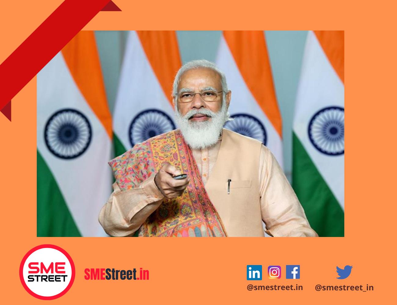 Narendra Modi, Bengaluru Tech Summit, SMEStreet