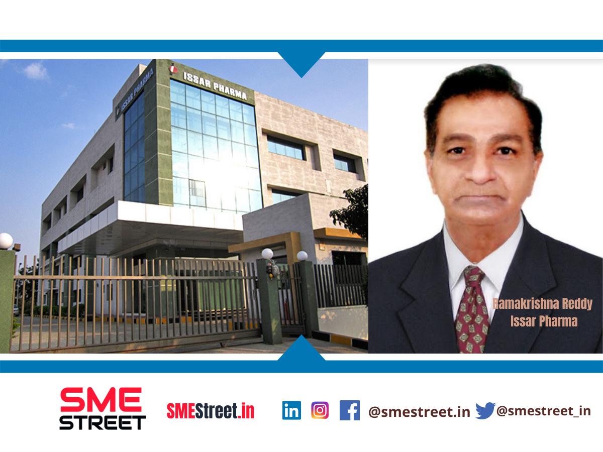 Ramakrishna Reddy, Issar Pharma, SMEStreet,