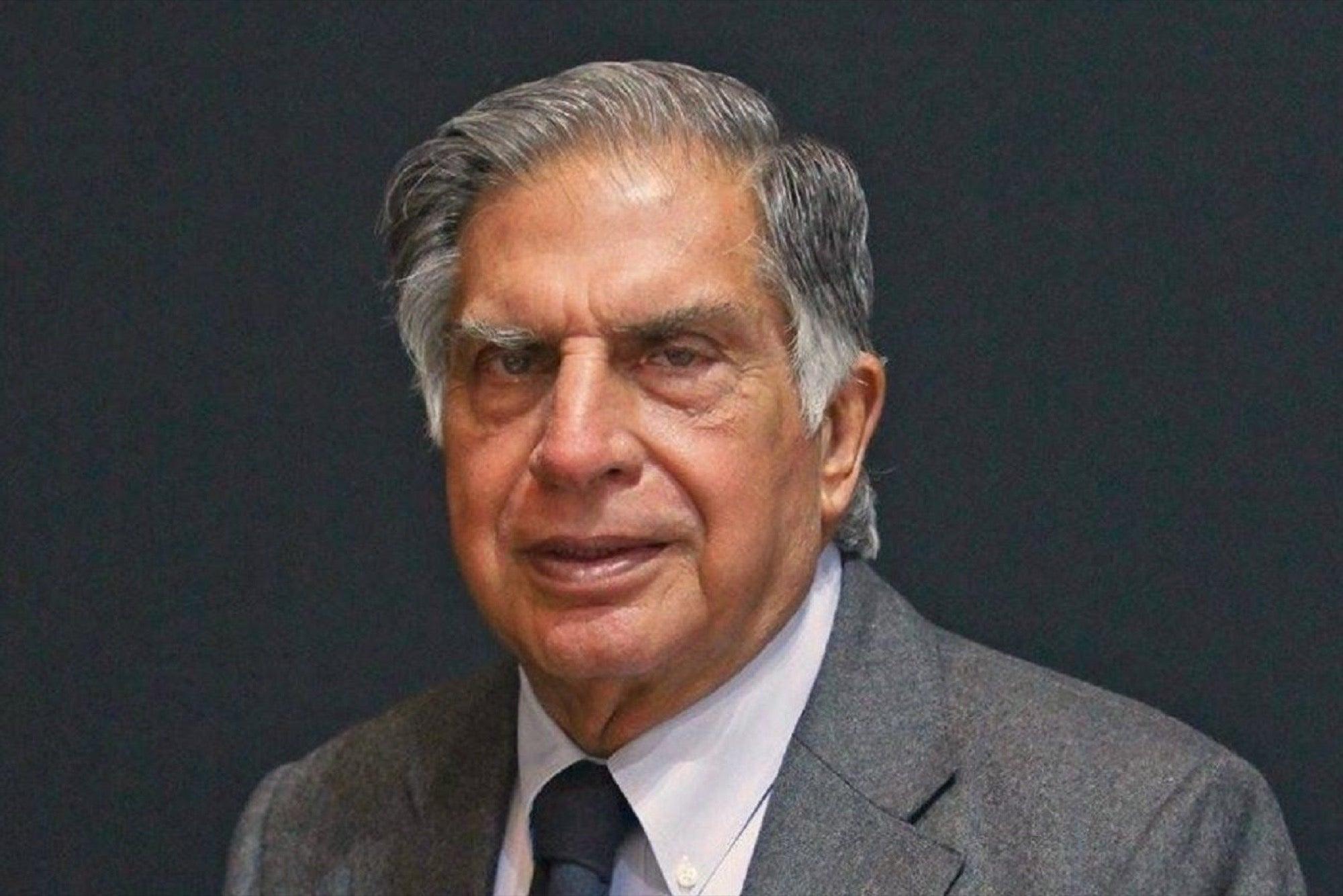 Ratan Tata, Tata Trusts