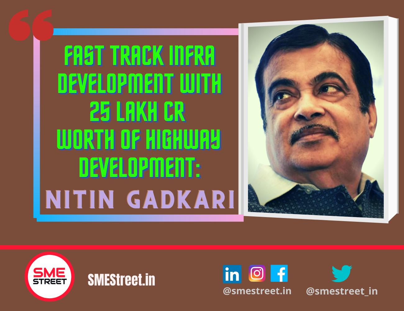 National Highways Construction Witnessed Rise During Covid Era: Nitin Gadkari