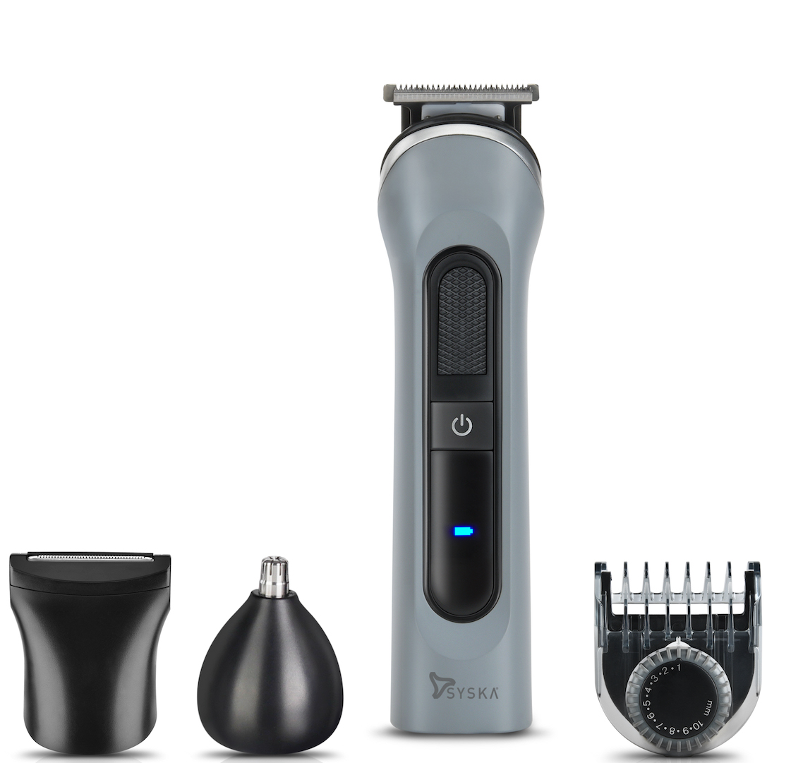 'Syska personal care introduces innovative and unique 'HT3500K Ultra Trim Pro Styling Kit'