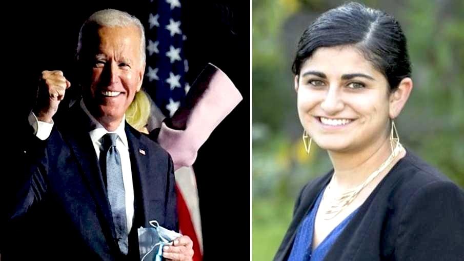 Sonia Aggarwal, Joe Biden, Climate Change, Climate Security