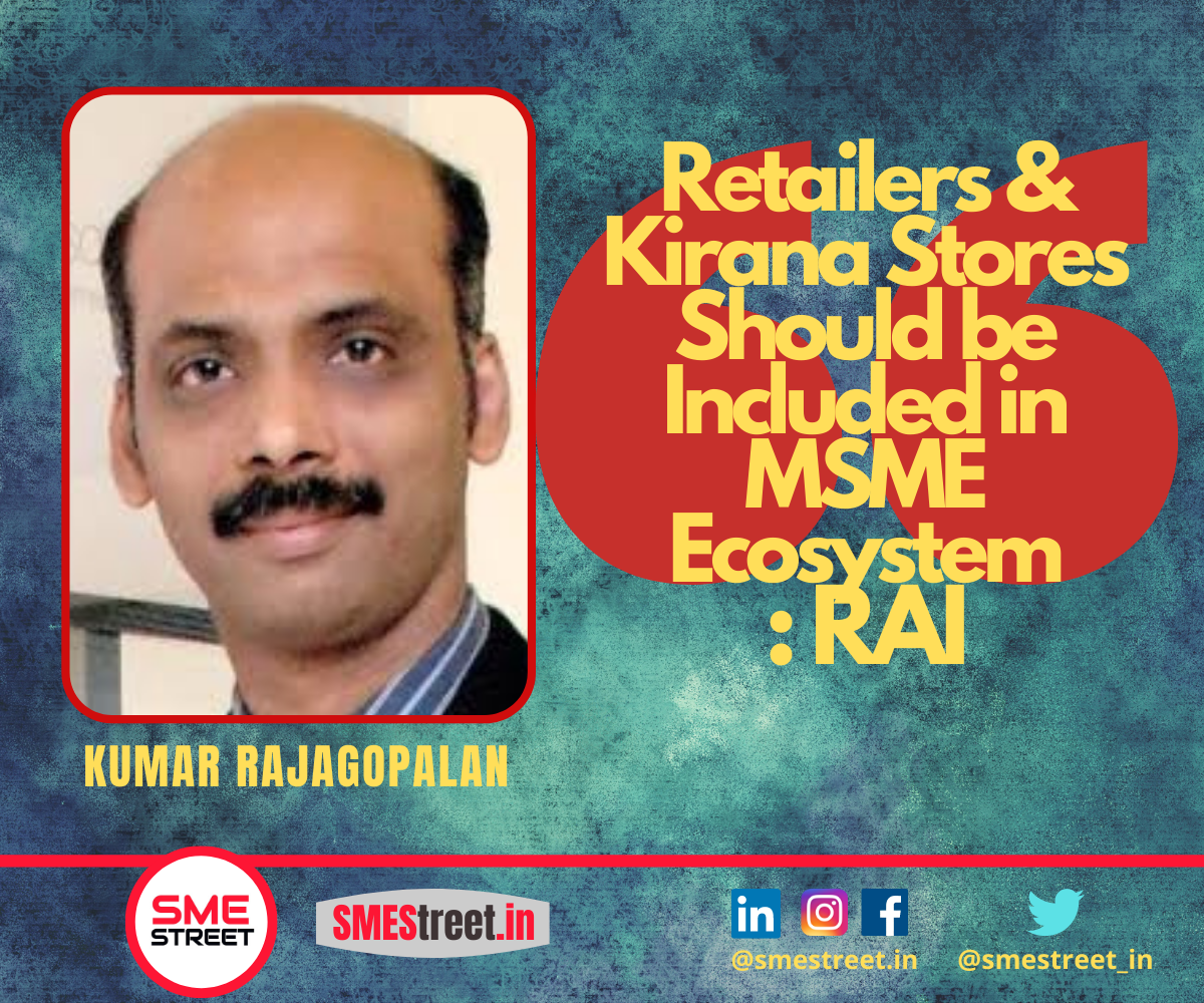 Industry Welcomes Retail Sector's Inclusion in Govt's MSME Periphery
