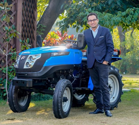 Sonalika To Invest Rs 200 Cr To Establish India's Largest Harvester Manufacturing Facility
