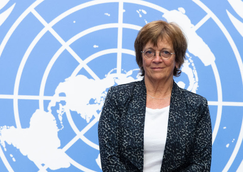 Isabelle Durant, UNCTAD